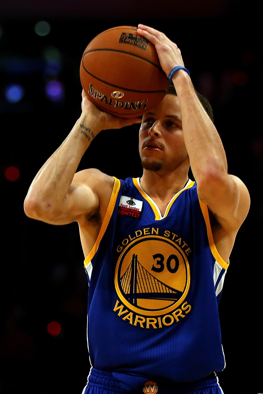 Nothing but Splash  Stephen Curry Wins 3-Point Contest  ce72d4e1ccc1