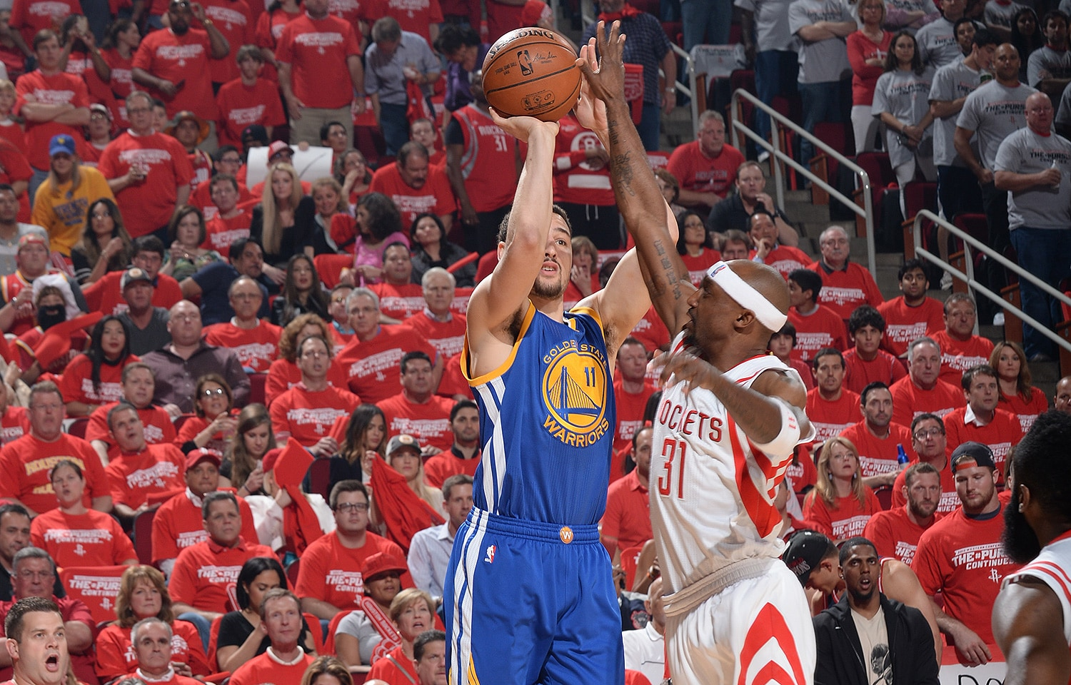 Warriors Crush Rockets in Game 3 | Golden State Warriors