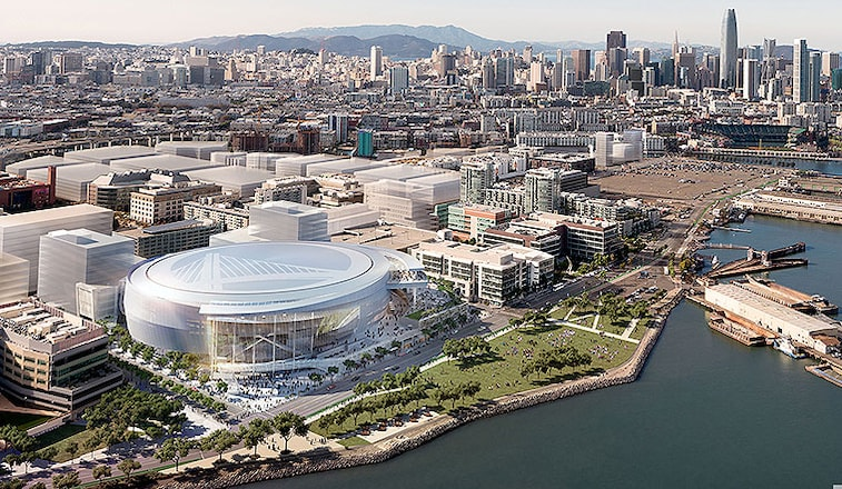 Warriors Formally Purchase Mission Bay Site