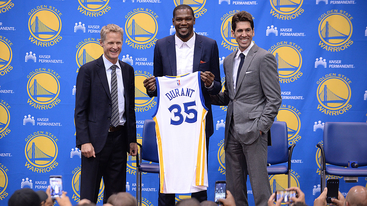 Image result for GOLDEN STATE WARRIORS SIGNS KEVIN DURANT