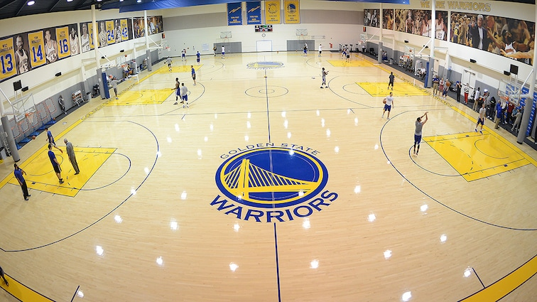 Warriors Announce Roster & Schedule for 2016 Training Camp, Fueled by Gatorade