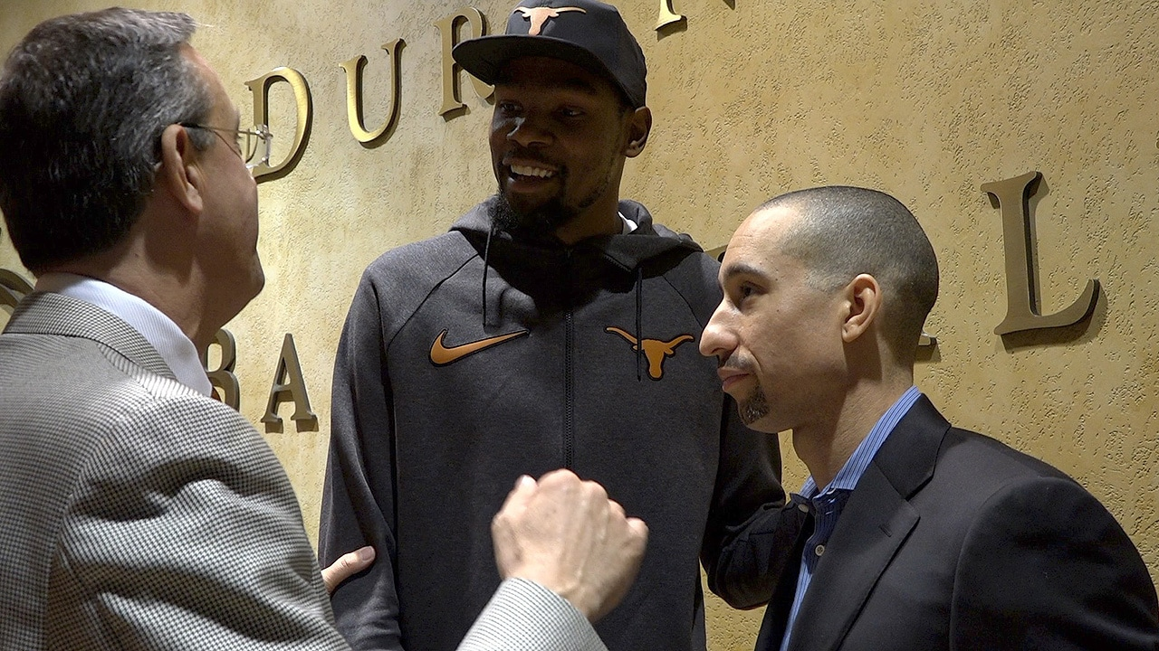 acf7b21cd895 Kevin Durant Donates  3 Million to The University of Texas