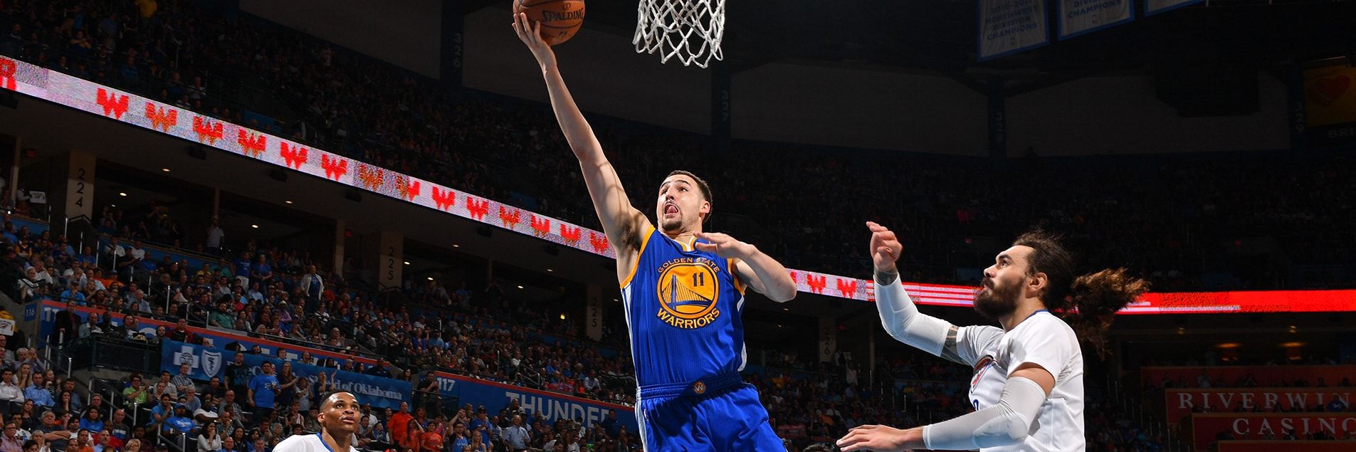 Warriors Too Much For Thunder