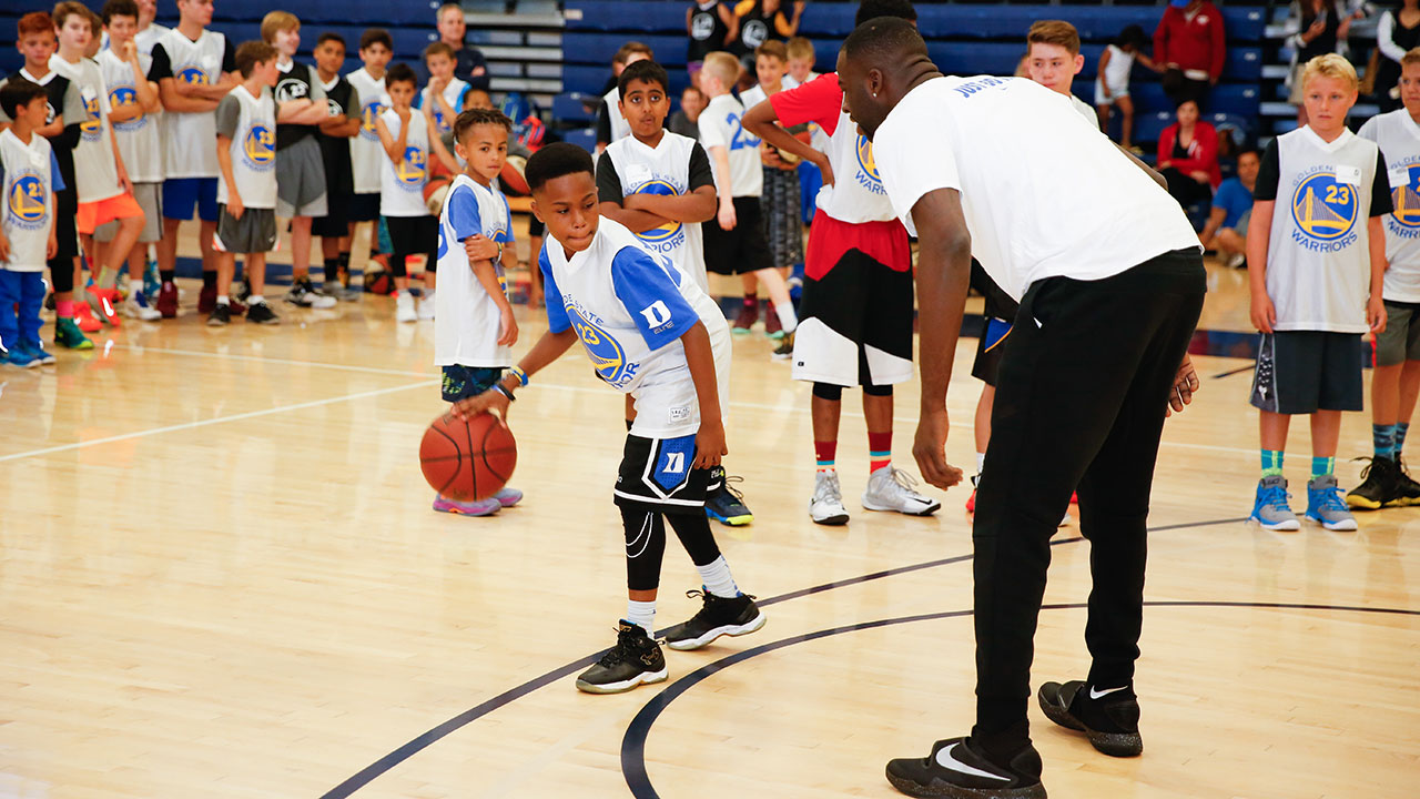Kia New Orleans >> Warriors Basketball Camp, Powered By Under Armour ...