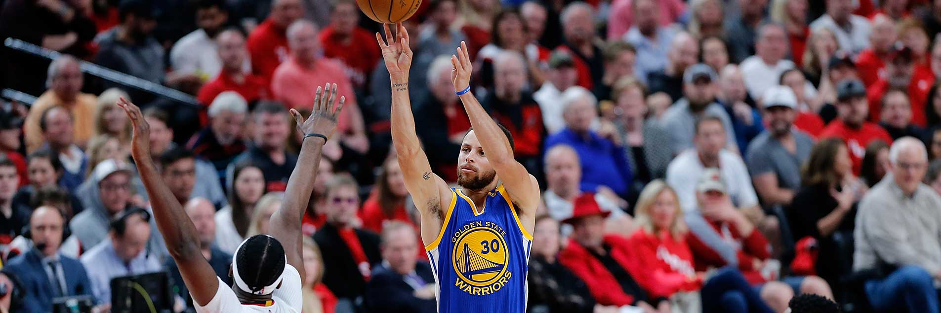 Warriors Storm Back to Beat Blazers in Game 3