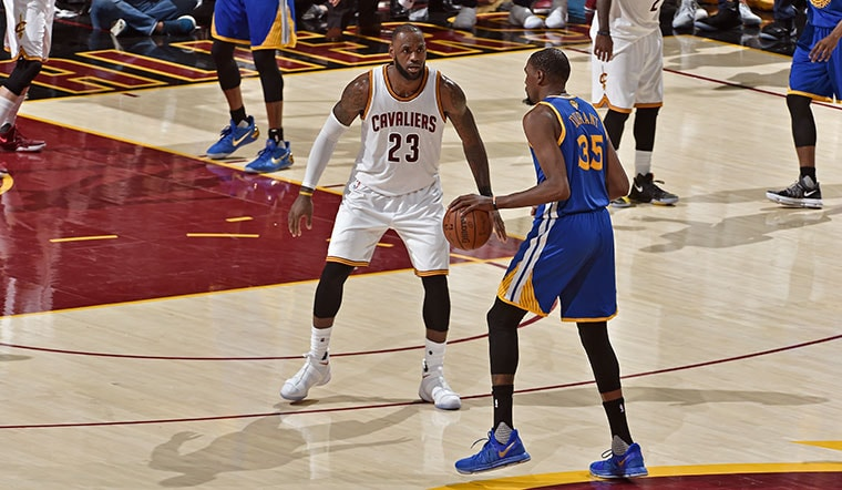 Game 4 Preview: Warriors at Cavaliers - 6917