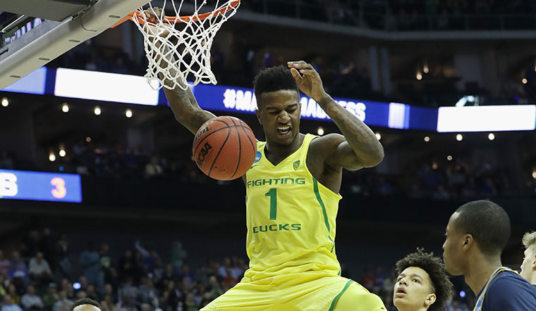Warriors Trade Into Draft, Select Jordan Bell In Second Round