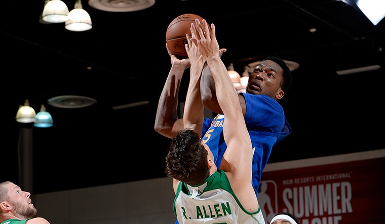 Boston Bests Golden State In Summer League | Golden State ...