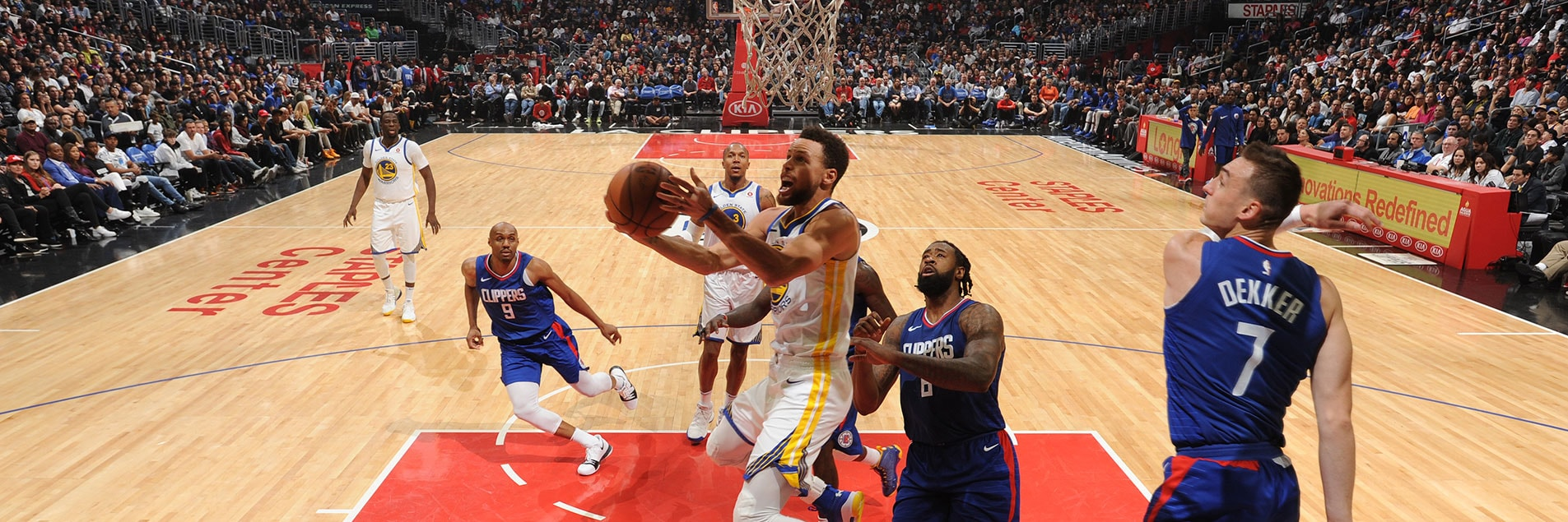 Warriors Beat Clippers Behind Curry?s Season-High | Golden State Warriors