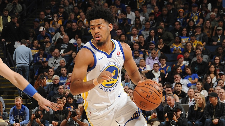 Warriors Sign Guard Quinn Cook to Multiyear Contract