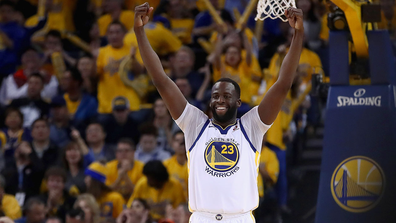 Draymond Green Named to 2017-18 NBA All-Defensive Second Team