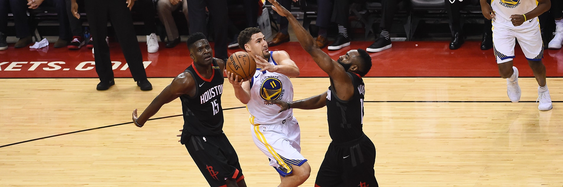 Warriors Fall in Game 5