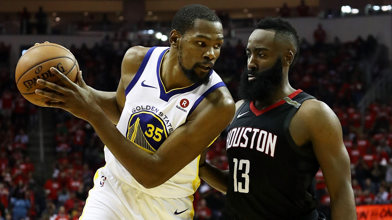 Game 6 Preview: Warriors vs. Rockets - 52618