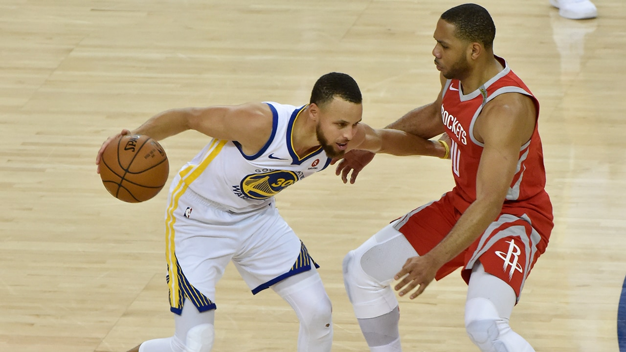 Game 7 Preview: Warriors at Rockets - 52818