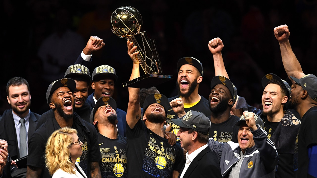 Arrival of the Golden Age | Golden State Warriors