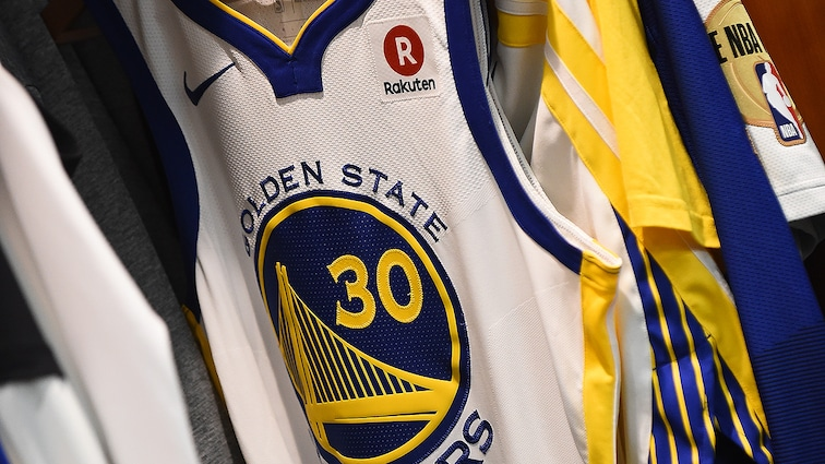 size 40 9411e 9fc58 Warriors and Stephen Curry Lead Most Popular Merchandise ...