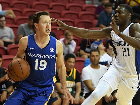 Warriors Beaten by Mavericks in Las Vegas