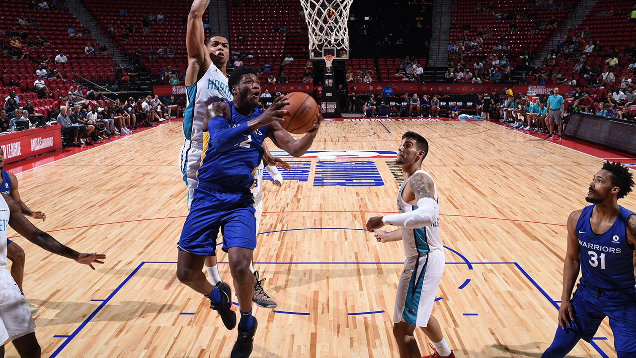 Warriors Fall to Hornets in First Round of Summer League Tournament