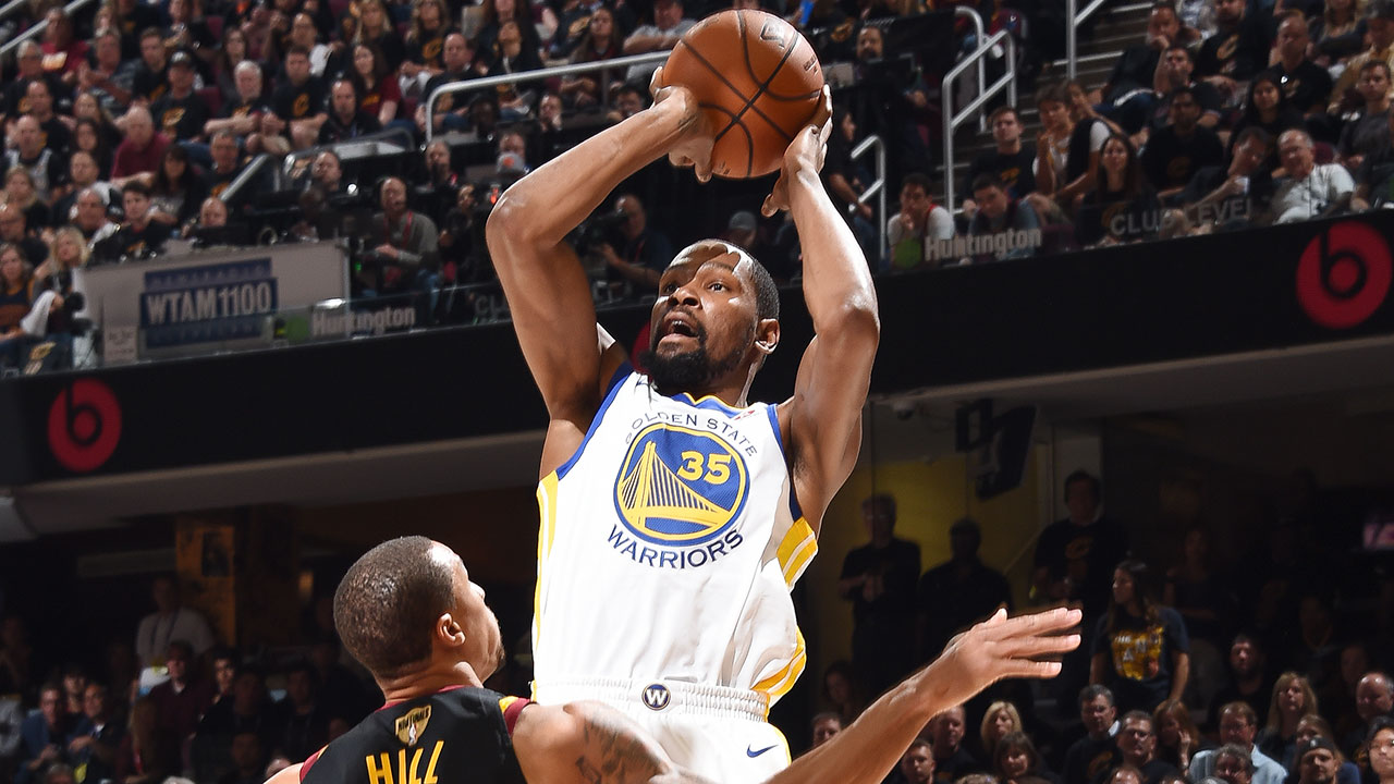 2017-18 Moments of the Year: Kevin Durant