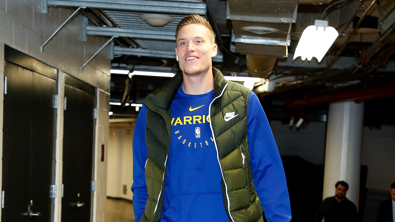 Warriors Forward Jonas Jerebko to Attend 'Learning Without Limits' Event, Presented by ABD, on Thursday, November 1