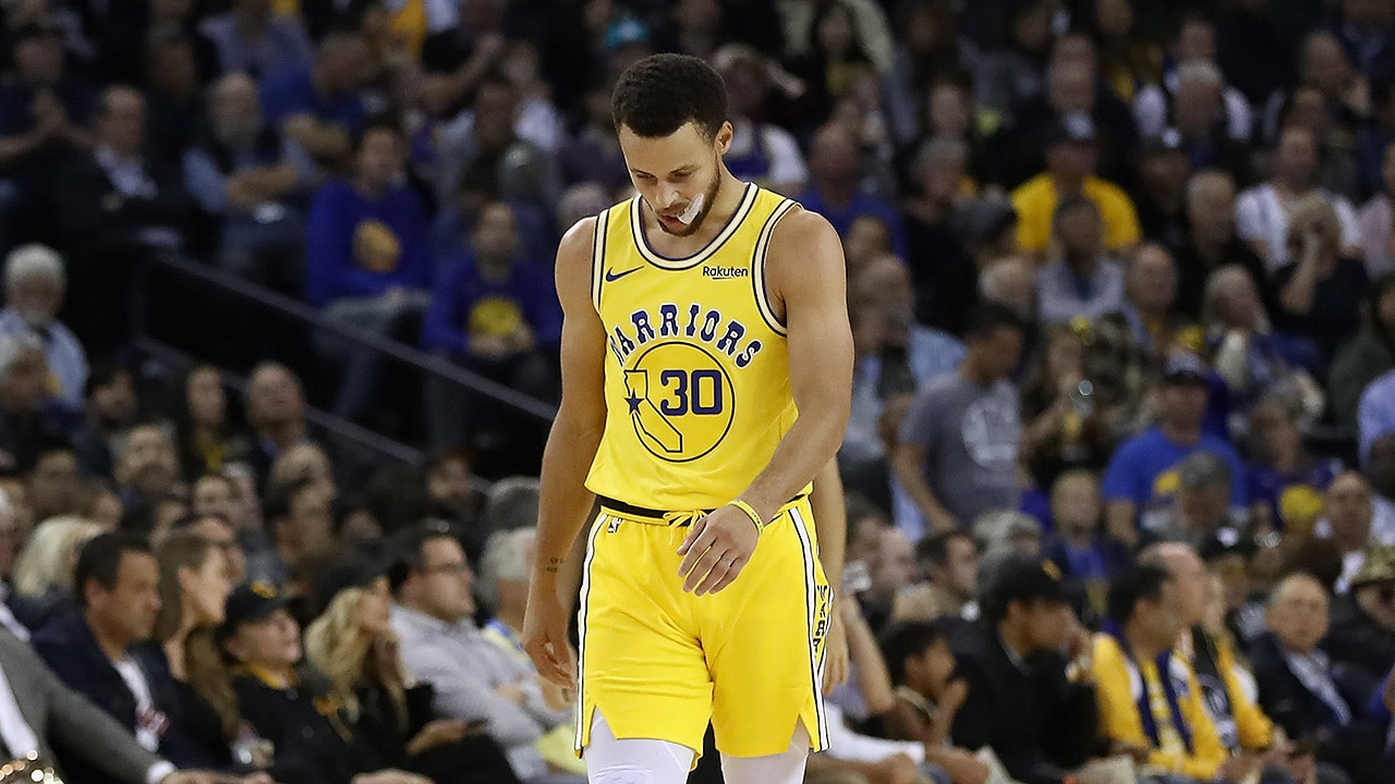 Stephen Curry Traveling with the Team But Will Not Play on 3-Game Road Trip