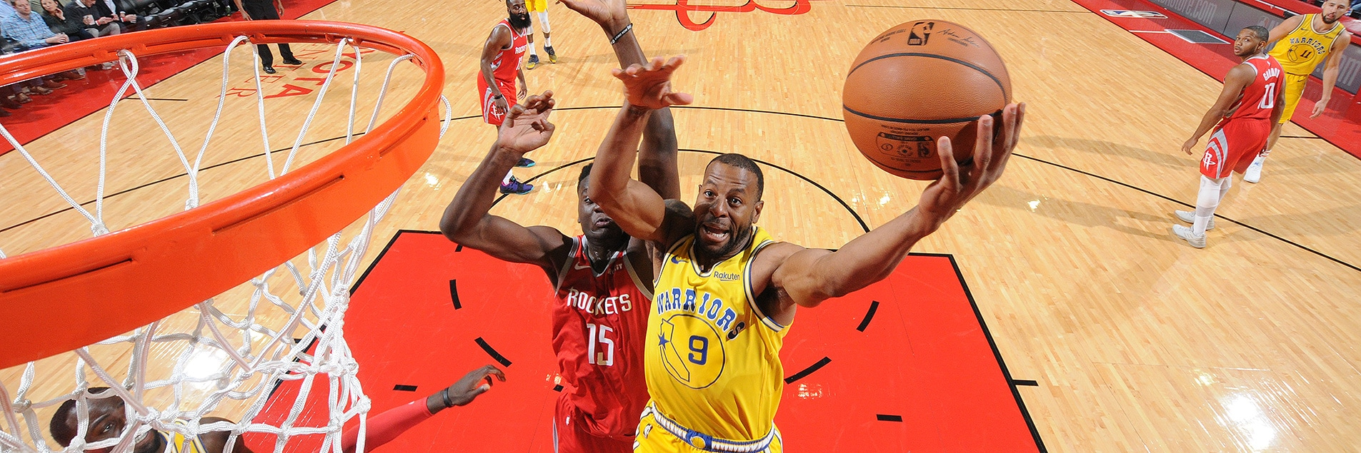 Dubs Struggle to Find Offense in Loss to Rockets