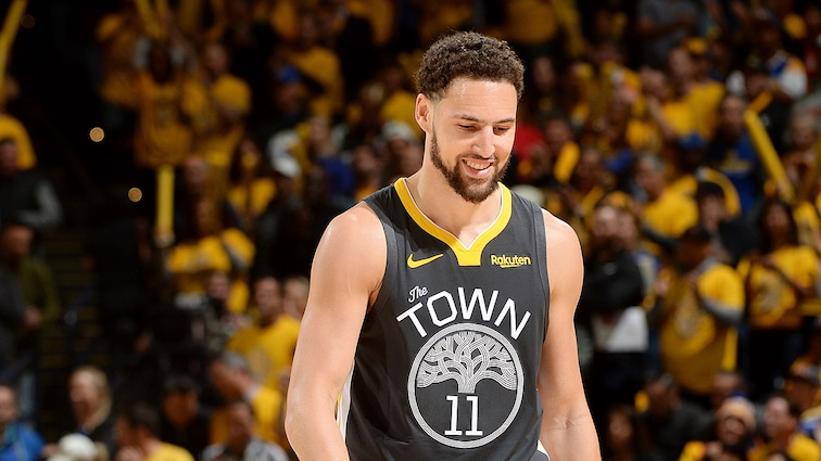 Warriors Re-Sign Guard Klay Thompson | Golden State Warriors