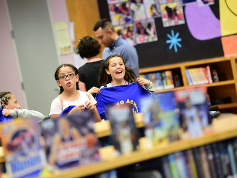 Photos: Read to Achieve Summer Reading Time-Out - 7/31/19