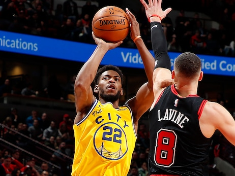 Dubs Hold-Off Bulls in Final Minute for Win