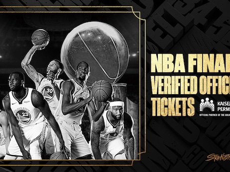 Warriors Announce 2019 NBA Finals Tickets On-Sale Information