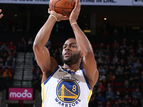 Dubs Fall in OT to Portland's Three-Point Barrage