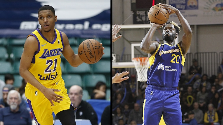 Warriors Sign Guards Zach Norvell Jr. and Jeremy Pargo to 10-Day Contracts