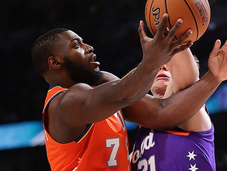 Paschall Scores 23 Points in Team USA's Victory in NBA Rising Stars Game