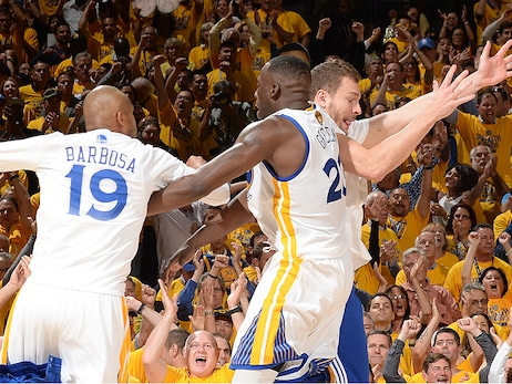 Warriors Sound Podcast: Reflecting on 2015 NBA Finals and Catching Up with Kerith Burke