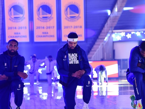 Warriors Speak Out on Washington D.C. Riots