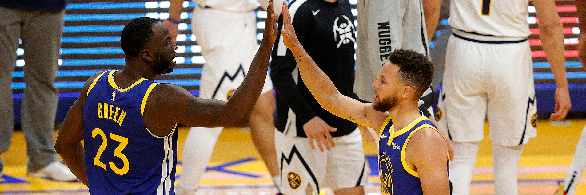 Stephen Curry Makes History in Win Over Nuggets