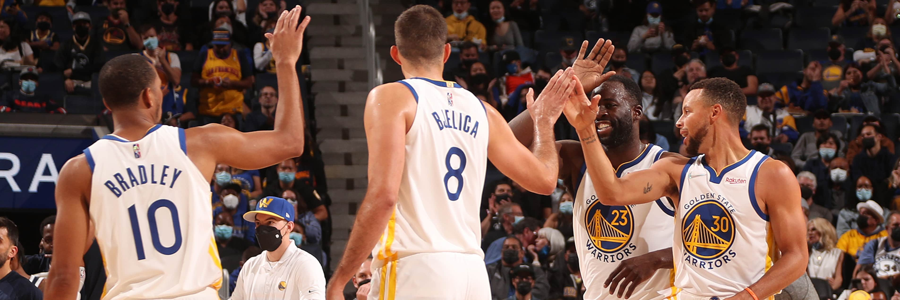Warriors 118 - Nuggets 116