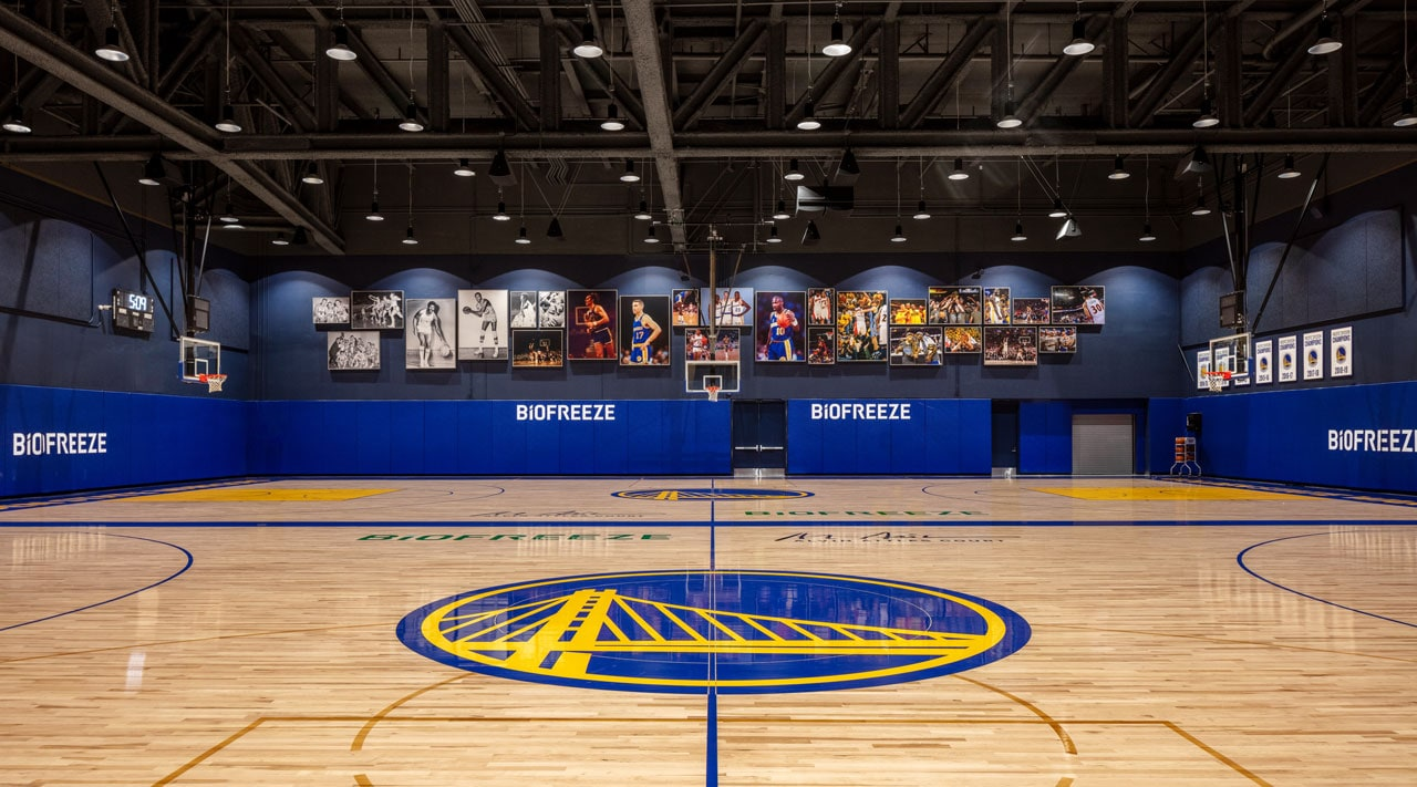 Fans can gain an exclusive view into the Biofreeze Performance Center through the newly launched @dubs_training social handle.