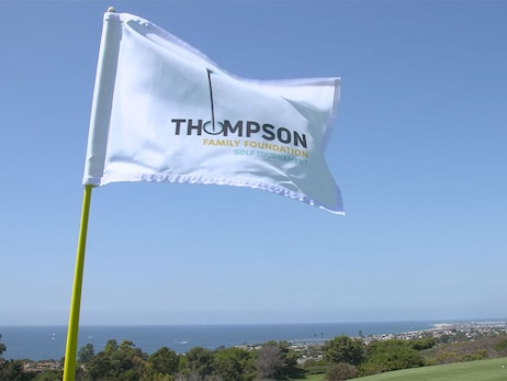 Klay Thompson Hosts 2nd Annual Celebrity Golf Tournament