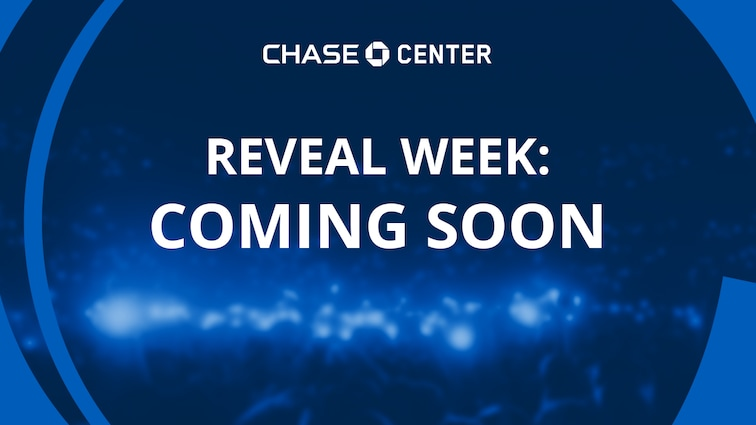 Warriors and Chase Center to Hold 'Reveal Week' Starting Monday, March 18
