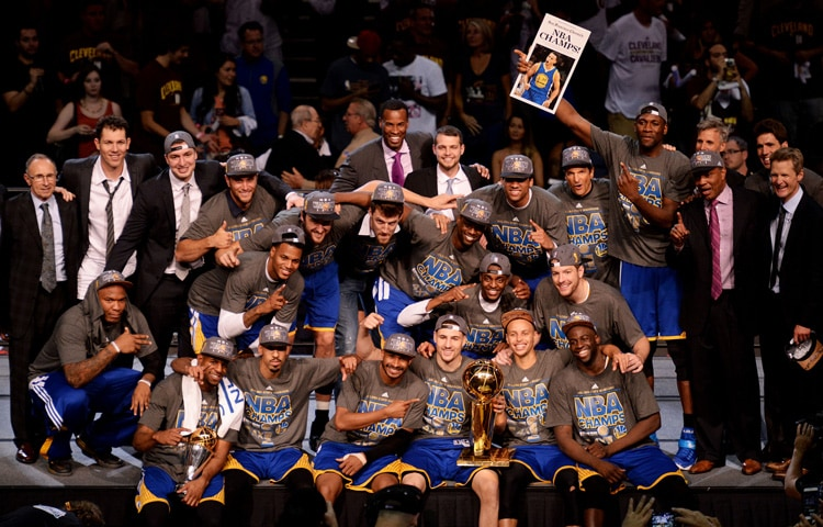 Warriors Defeat Cavs in Game 6 to Win NBA Championship ...