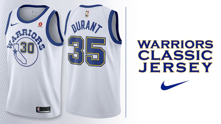 quality design 99883 48061 Warriors to Debut Classic Edition Uniforms Tomorrow Night ...