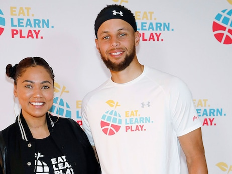 Stephen and Ayesha Curry Launch Eat. Learn. Play. Foundation