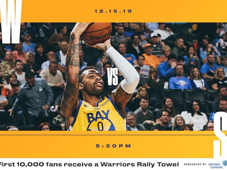 Game Preview: Warriors vs. Kings - 12/15/19
