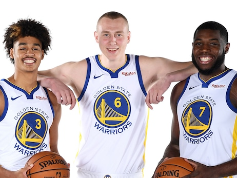 Dubs Rookies Ready to Make a Splash