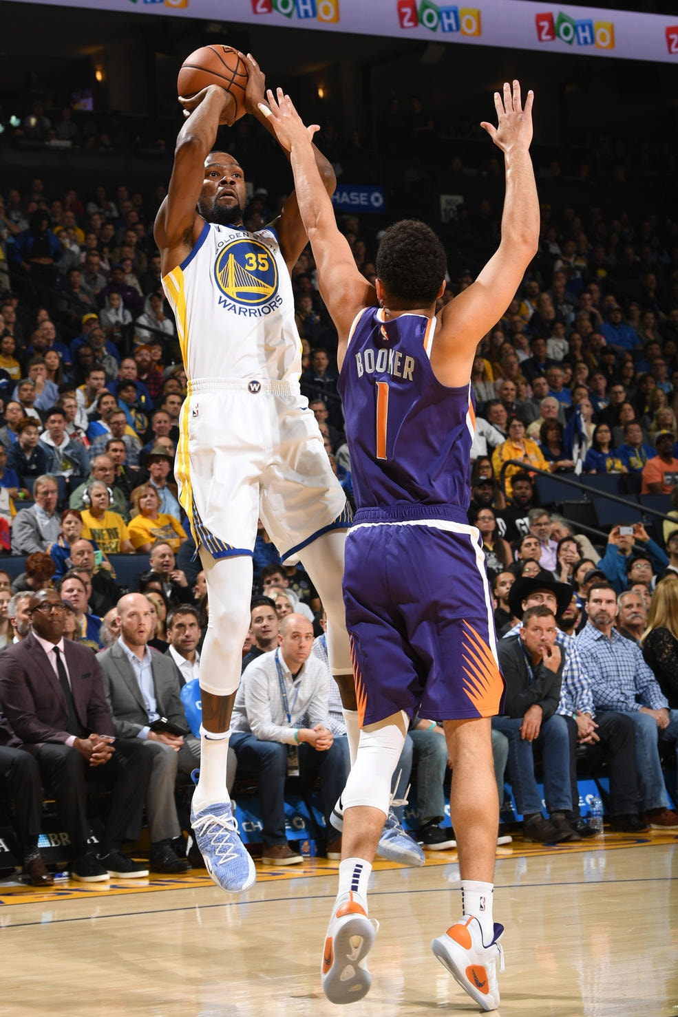 d8467e31514 Warriors Bounce Back with Win Over Suns