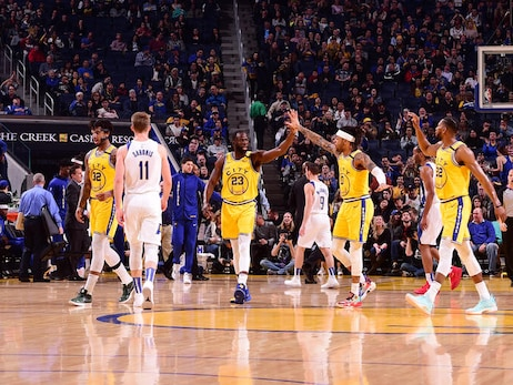 Photos: Warriors vs. Pacers - 1/24/20