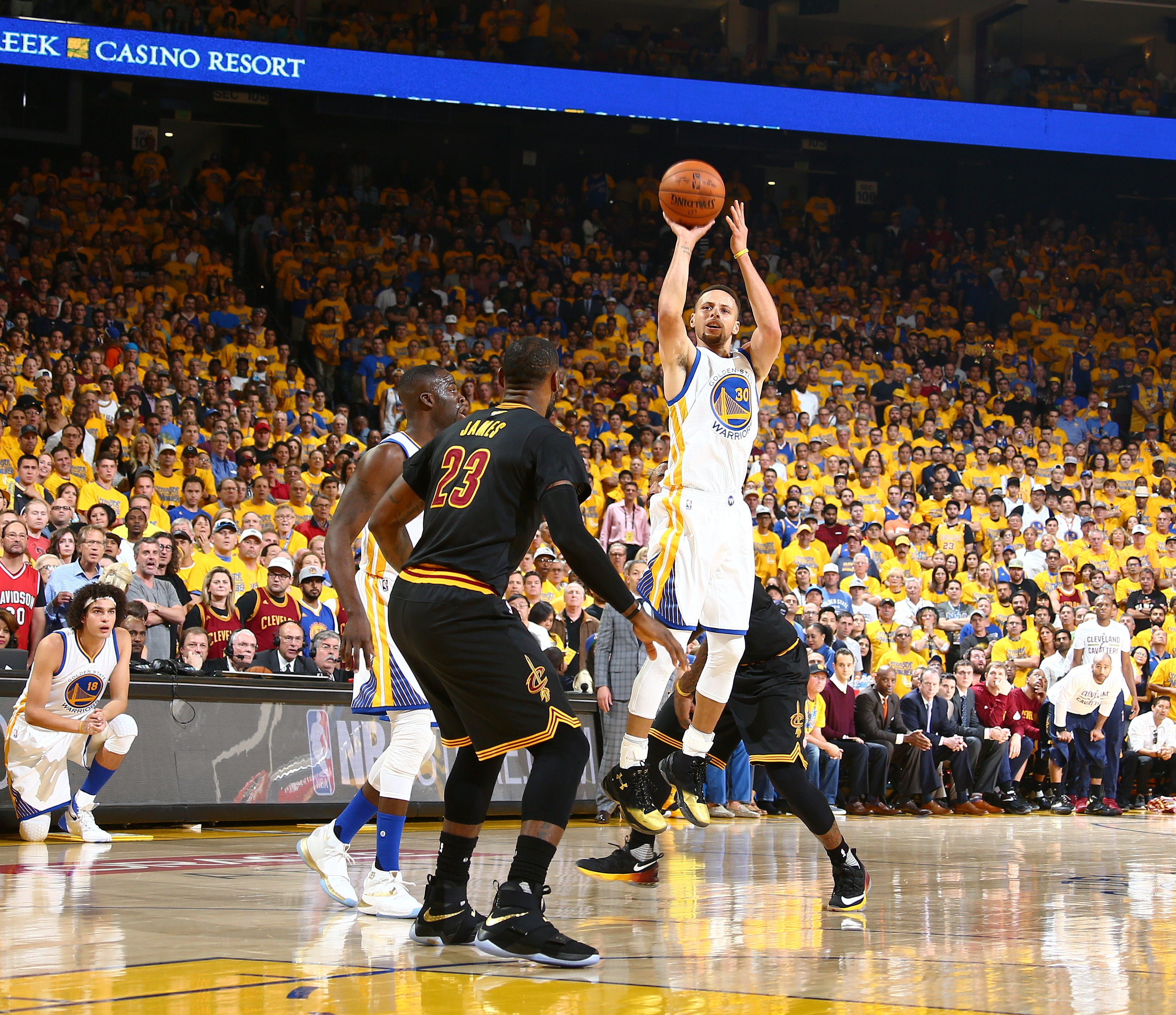 Warriors Fall in Game 7 | Golden State Warriors
