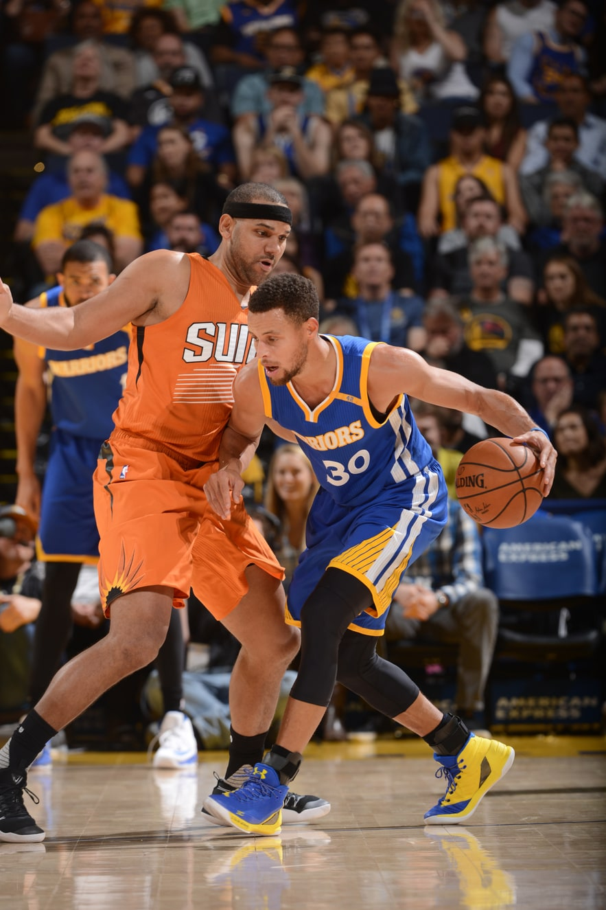 Warriors Surge Past Suns | Golden State Warriors
