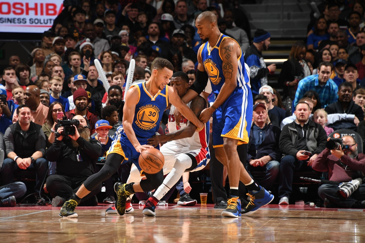Golden State Warriors v Detroit Pistons